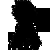 schwarze Schleife
